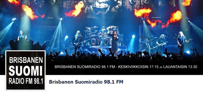Finnish Radio. Rock On!
